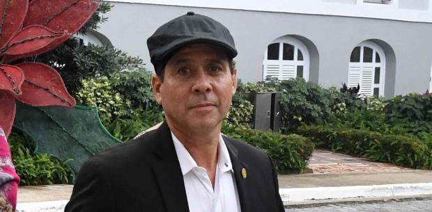 """Georgie"" Navarro enfrentará querella ética en la Cámara"