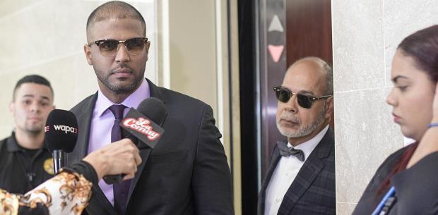 Aplazan vista de Jensen ante solicitud de descalificación de sus abogados