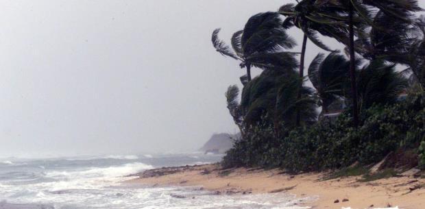 Se esperan fuertes ráfagas de vientos y condiciones marítimas peligrosas